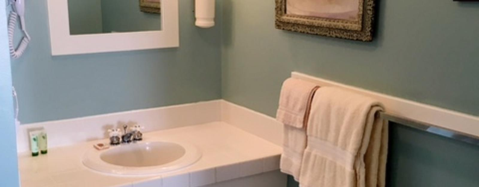 Bathroom at Felipe Suite